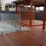 Timber Deck builder