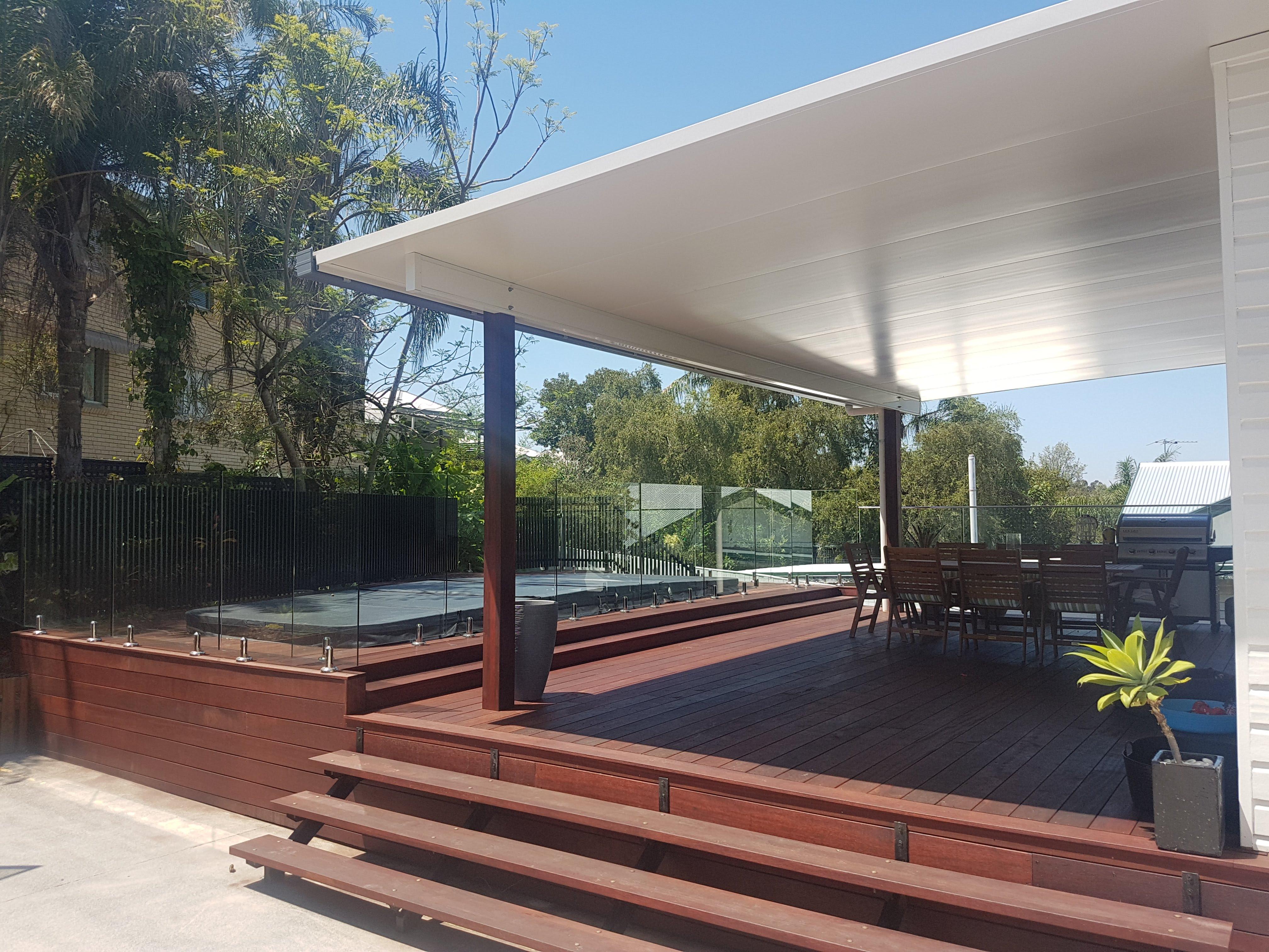 Patio Roof Brisbane