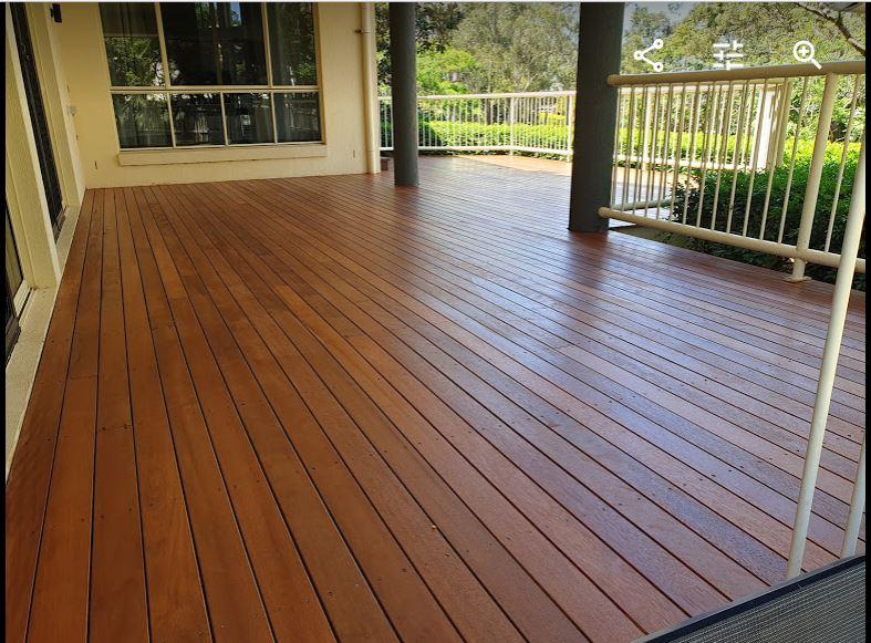 Deck Maintenance Brisbane