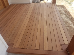 Slash Pine Timber Deck