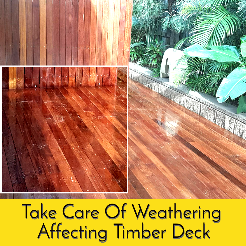 Timber Deck Care
