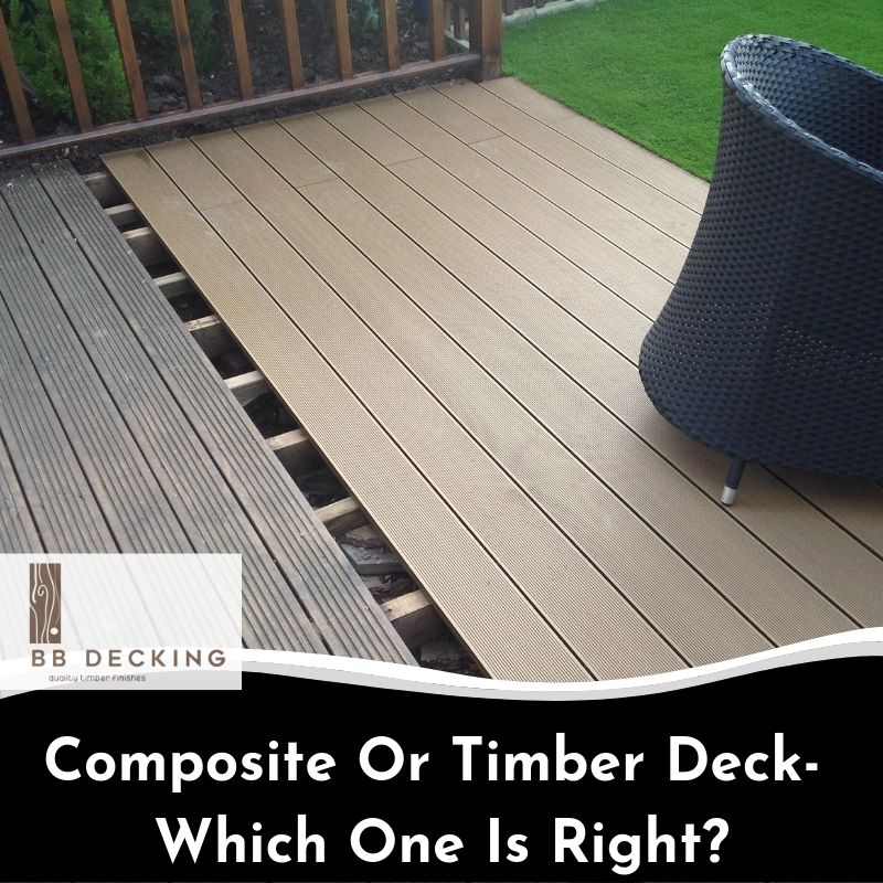 Composite Or Timber Deck- Which One Is Right