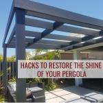 Restore Pergola