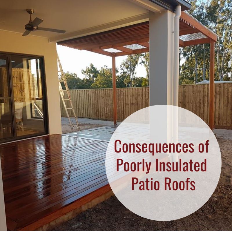 Insulated Patio Roofs