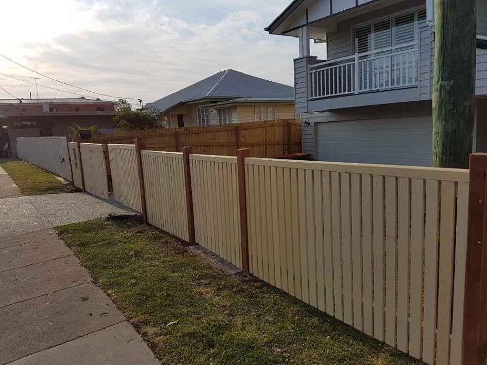 Timber fencing Brisbane