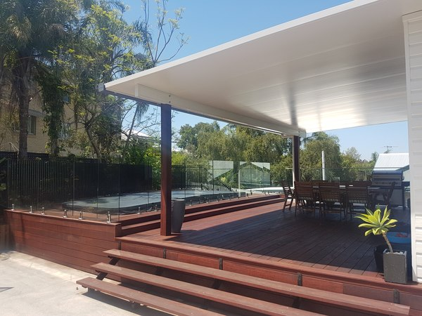 insulated patio roofing