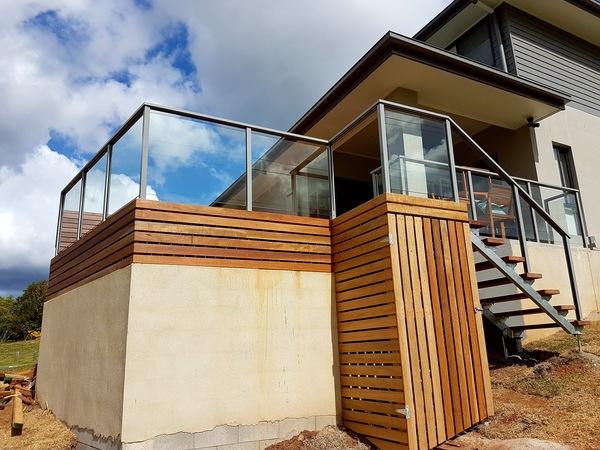 Timber Balcony Brisbane