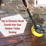 Timber Decking Cleaning