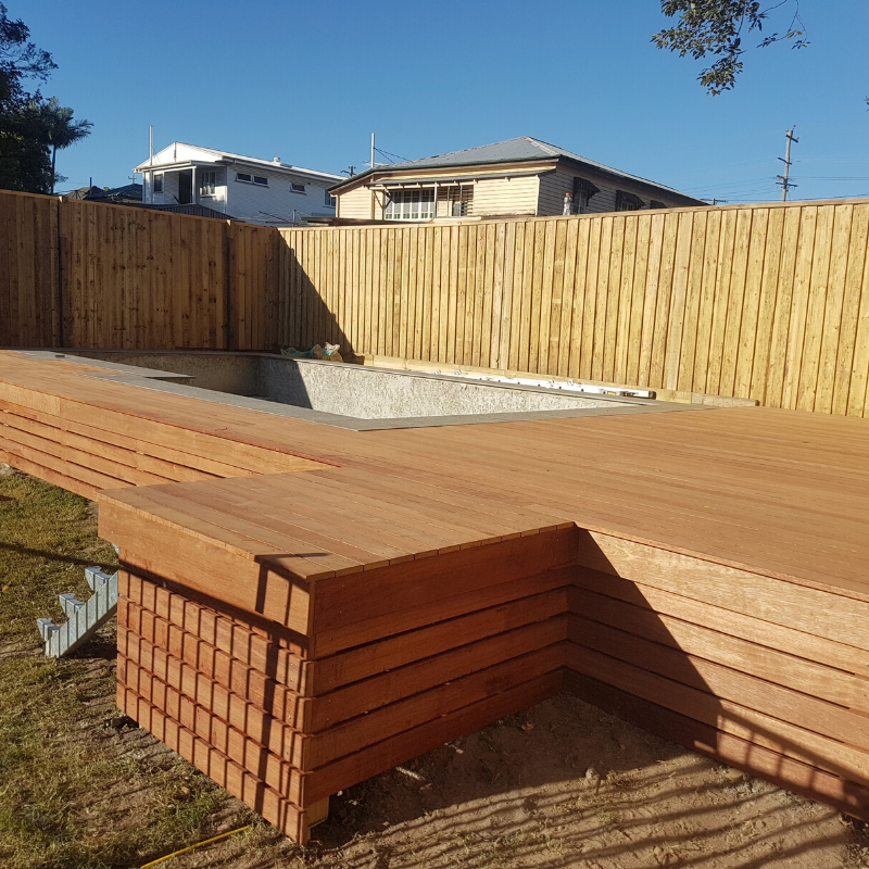 Fencing with Pine