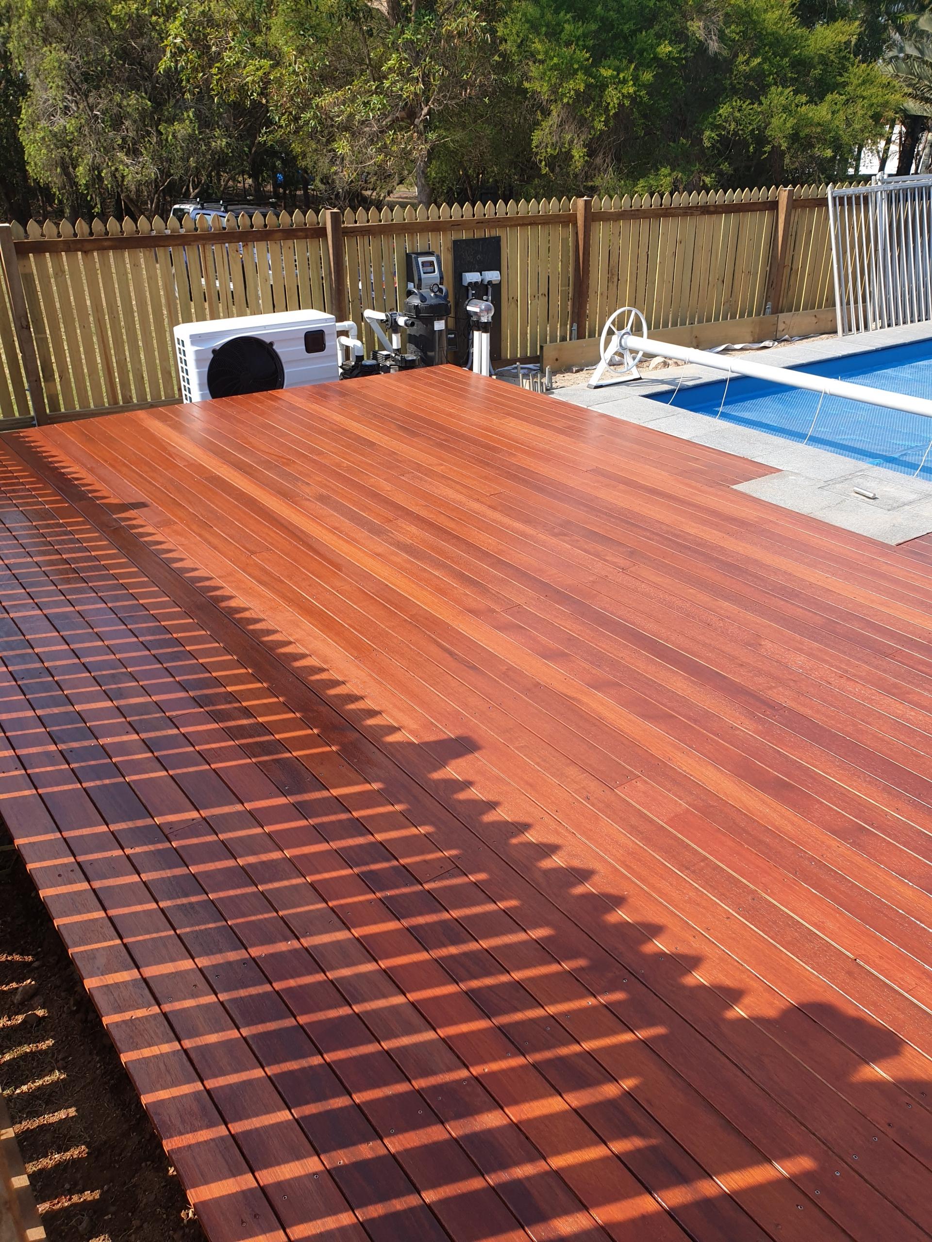 deck maintenance in Brisbane