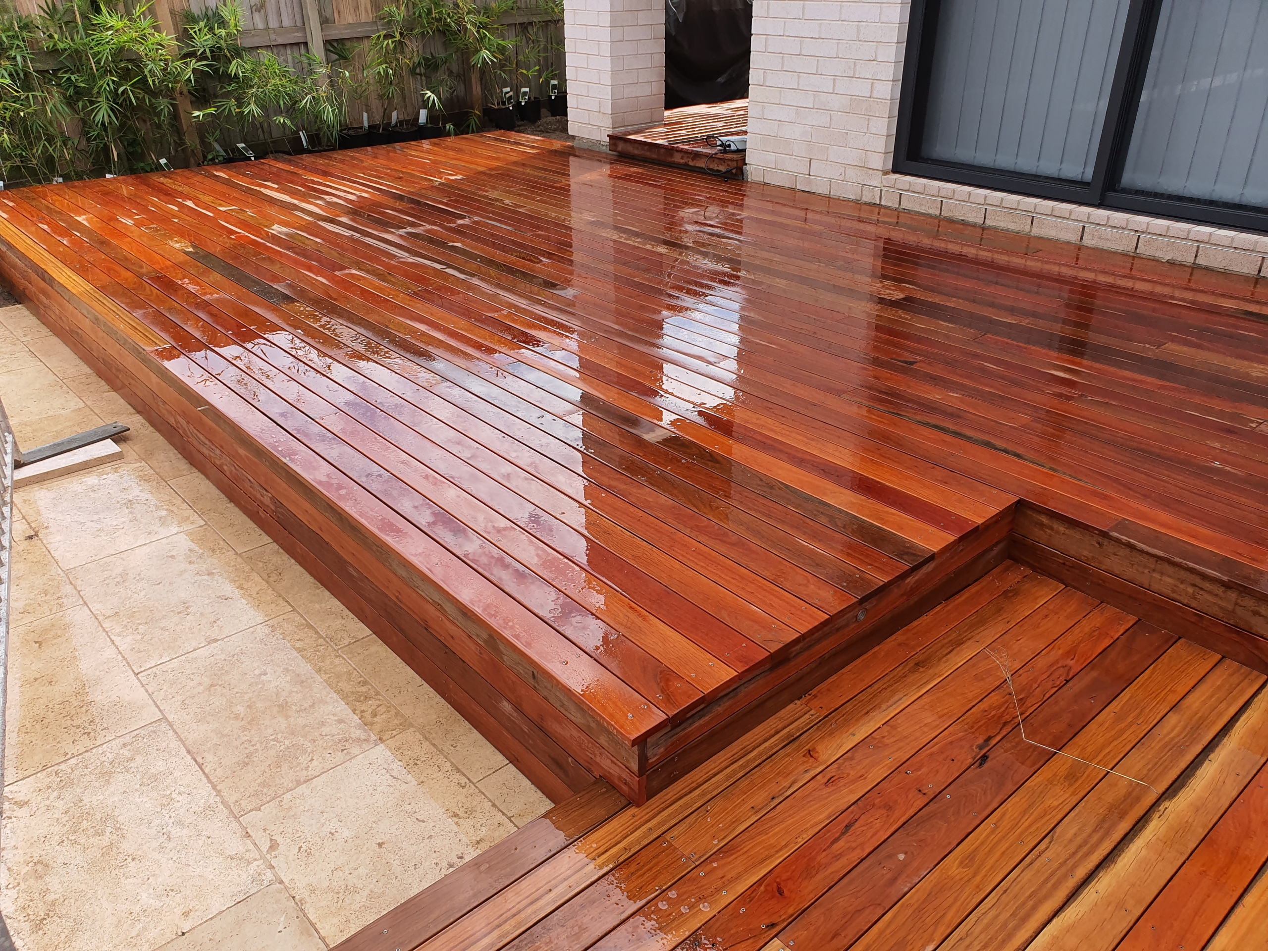 timber decks Brisbane