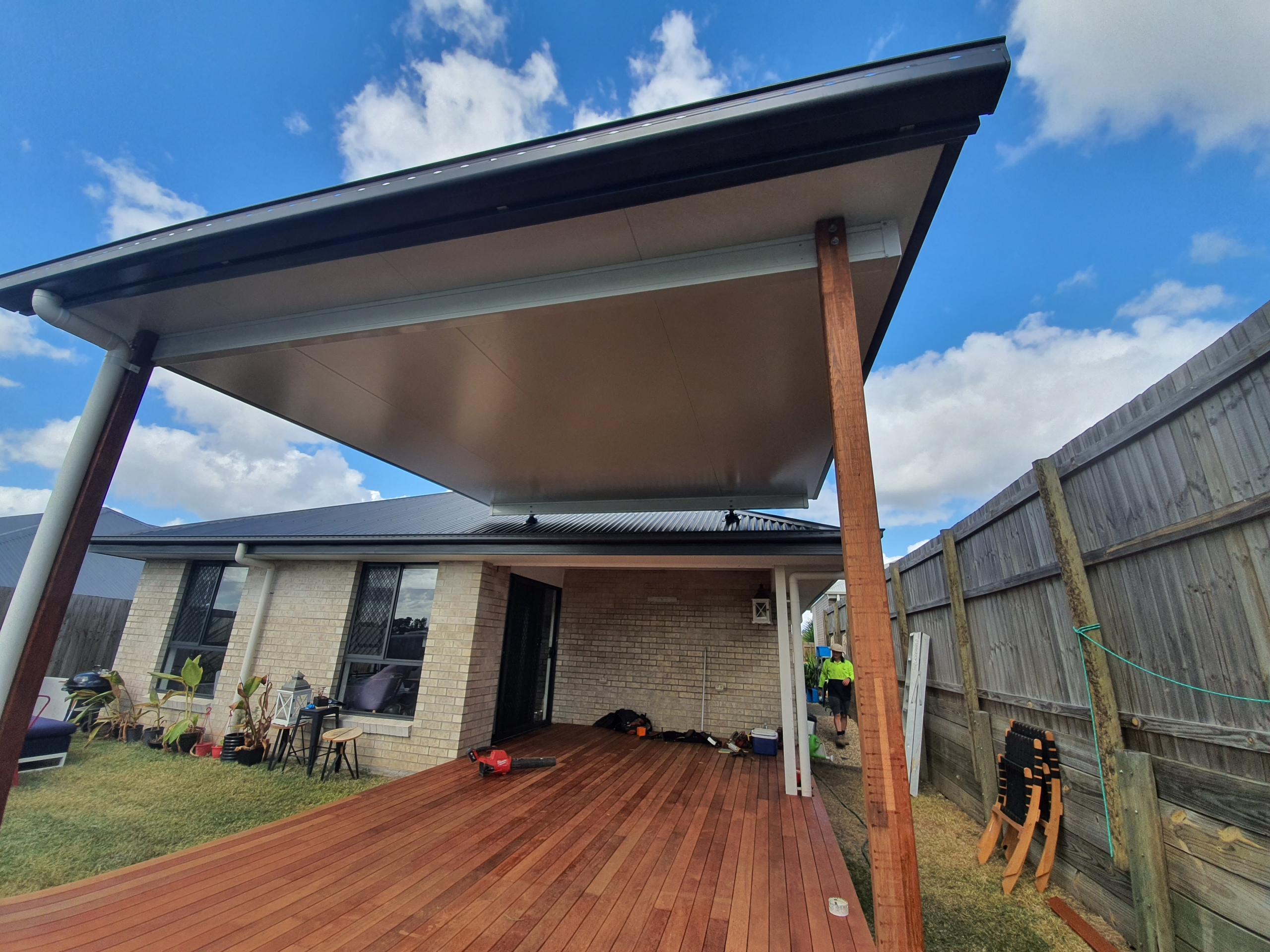 Insulated Patio Roof Brisbane