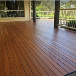 Timber Staining