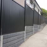 Concrete Sleeper Retaining Wall Brisbane