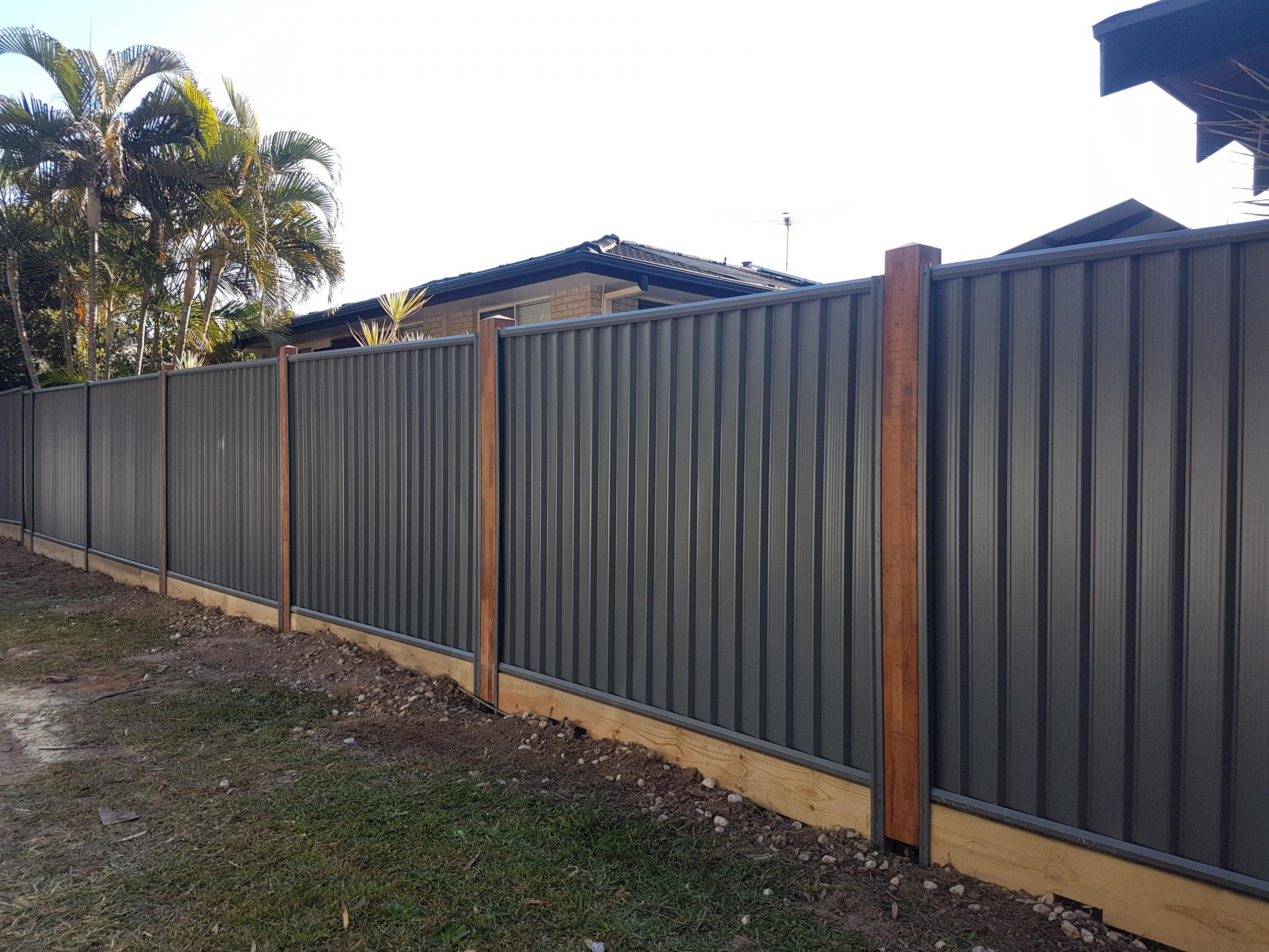 Timber Retaining Wall Brisbane
